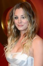 KALEY CUOCO at QVC 5th Annual Red Carpet Style Event in Beverly Hills