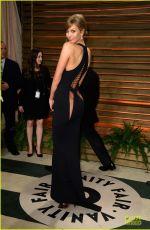 KARLIE KLOSS at Vanity Fair Oscar Party in Hollywood