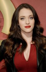 KAT DENNINGS at QVC 5th Annual Red Carpet Style Event in Beverly Hills