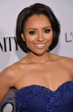 KAT GRAHAM at D.J. Night with L'Oreal Paris in Los Angeles