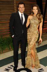 KATE BECKINSALE at Vanity Fair Oscar Party in Hollywood