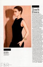 KATE MARA in Instyle Magazine, April 2014 Issue