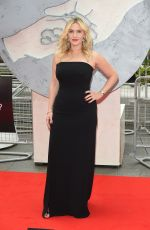 KATE WINSLET at Divergent Premiere in London