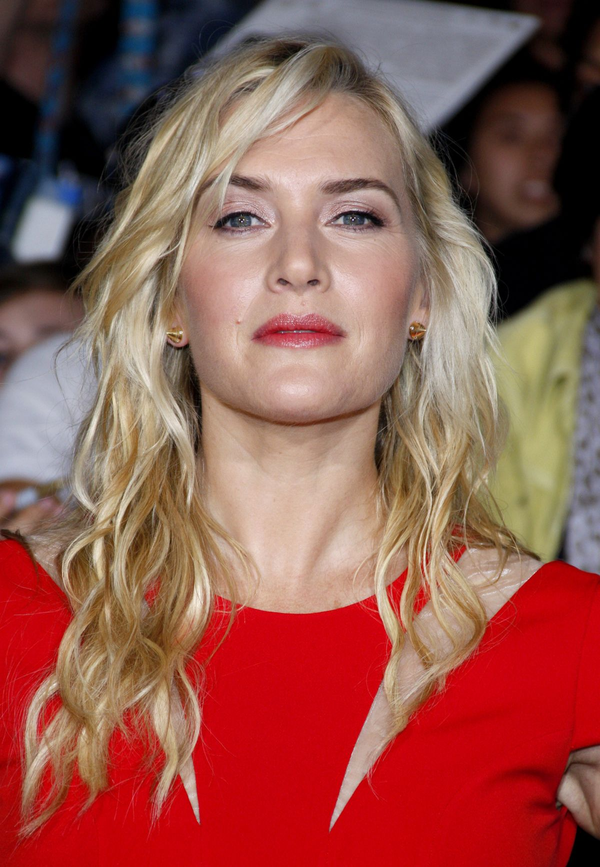 KATE WINSLET At Divergent Premiere In Los Angeles U2013 HawtCelebs