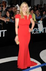 KATE WINSLET at Divergent Premiere in Los Angeles