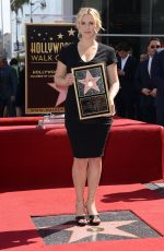 KATE WINSLET Honored with Star on the Hollywood Walk of Fame
