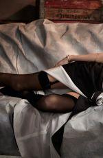 KATIE CASSIDY - Glamoholic Photoshoot, March 2014