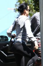 KATY PERRY Out and About in Los Angeles