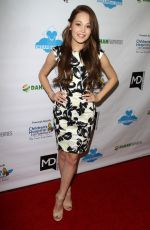 KELLI BERGLUND at Dream Builders Project: A Brighter Future for Children in Los Angeles