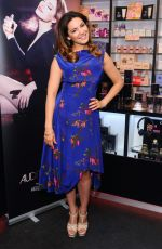 KELLY BROOK at Audition Perfume Launch in London