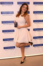 KELLY BROOK at Audition Perfume Launch in Manchester