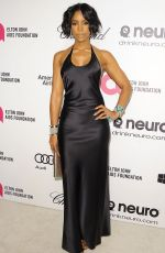 KELLY ROWLAND at Elton John Aids Foundation Oscar Party in Los Angeles