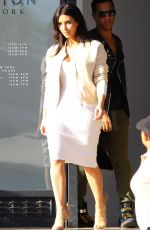 KIM KARDASHIAN and KENDALL JENNER Out Shopping at Barneys New York