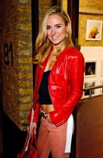KIMBERLEY GARNER at Company of Dogs Portrait Exhibition