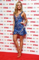 KIMBERLEY GARNER at Stag Screening at Vue Leicester Square in London