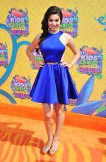 KIRA KOSARIN at 2014 Nickelodeon's Kids' Choice Awards in Los Angeles