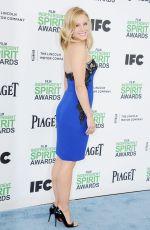 KRISTEN BELL at 2014 Film Independent Spirit Awards in Santa Monica