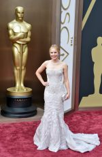 KRISTEN BELL at 86th Annual Academy Awards in Hollywood