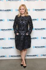 KRISTEN BELL at SiriusXM Studios in New York