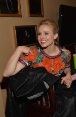 KRISTEN BELL at Veronica Mars Premiere in Austin