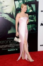 KRISTEN BELL at Veronica Mars Premiere in Hollywood