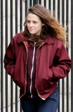 KRISTEN STEWART Out and About in New York 1703