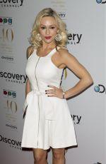 KRISTINA RIHANOFF at 2014 Broadcasting Press Guild Awards in London