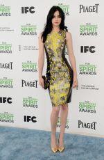 KRYSTEN RITTER at 2014 Film Independent Spirit Awards in Santa Monica