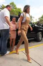 KYLIE JENNE Out for Lunch at the Webster