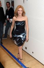 KYLIE MINOGUE at Fnac Saint-Lazare in Paris