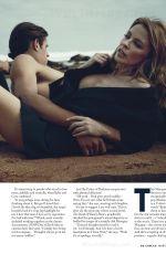KYLIE MINOGUE in GQ Magazine, March 2014 Issue