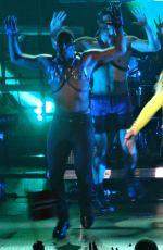 LADY GAGA Performs at Roseland in New York