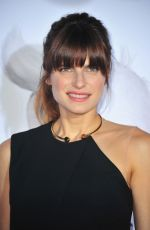 LAKE BELL at Mr. Peabody & Sherman Premiere in Westwood