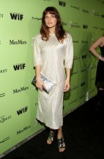LAKE BELL at Women in Film Pre-oscar Cocktail in West Hollywood