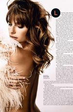 LAKE BELL in GQ Magazine, April 2014 Issue