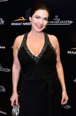 LAURA HARRING at 100th Anniversary of Tramp Celebration in West Hollywood