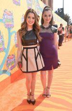 LAURA MARANO at 2014 Nickelodeon's Kids' Choice Awards in Los Angeles