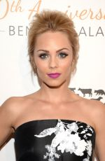 LAURA VANDERVOORT at Humane Society of the US 60th Anniversary Gala in Beverly Hills