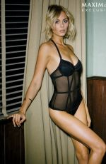 LAURA VANDERVOORT in Maxim Magazine, March 2014 Issue