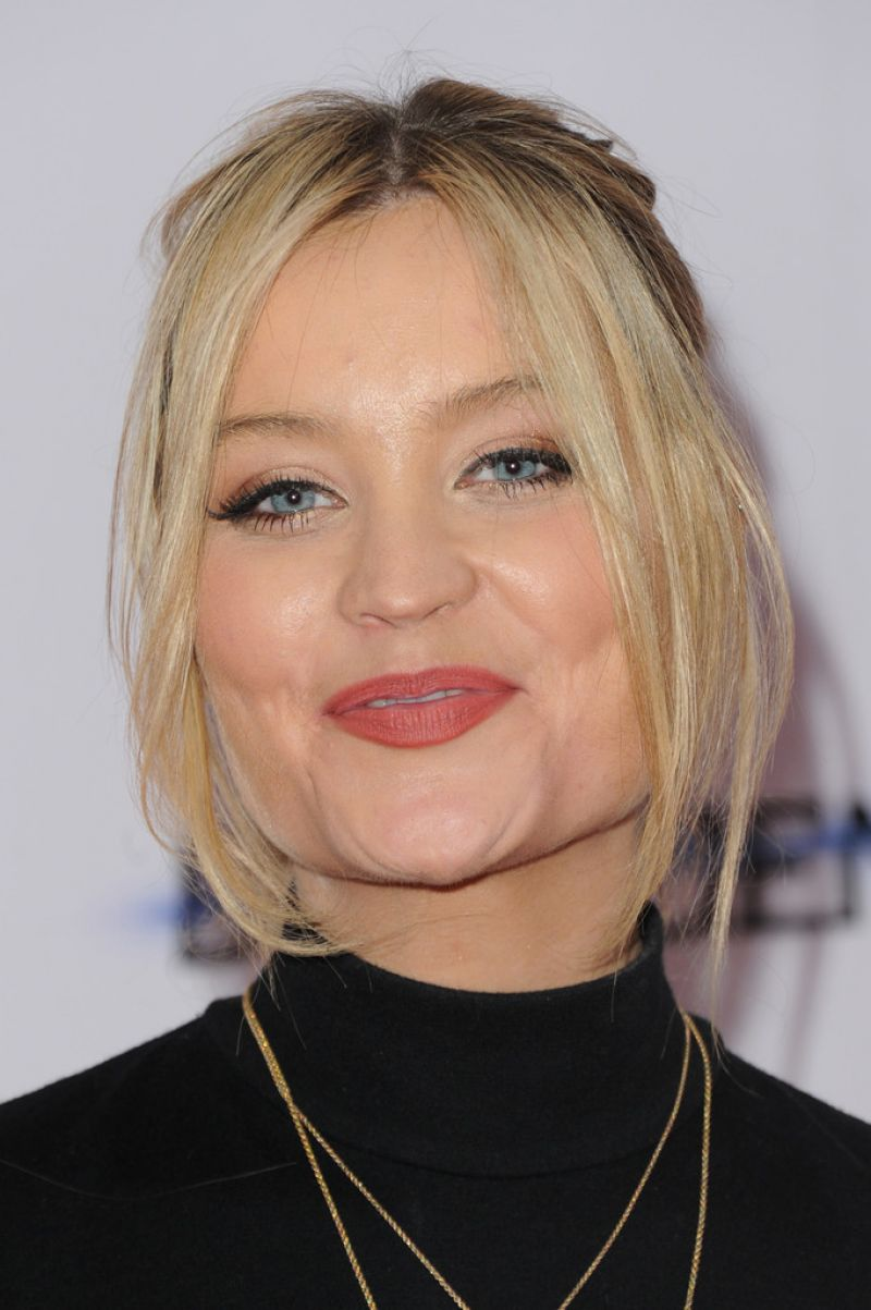 LAURA WHITMORE at Divergent Premiere in London