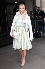 LAURA WHITMORE at TRIC Awards 2014 in London