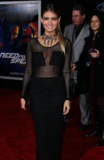 LAUREN ARSEKIAN at Need for Speed Premiere in Hollywood