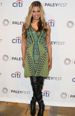 LAVERNE COX at Paleyfest 2014 Honoring Orange is the New Black in Hollywood