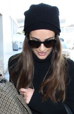 LE MICHELE Arrives at JFK Airport in New York