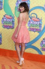 LEA MICHELE at 2014 Nickelodeon's Kids' Choice Awards in Los Angeles
