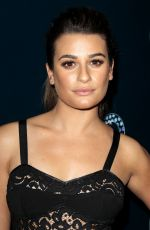 LEA MICHELE at Glee 100th Episode Celebration in Los Angeles