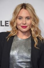 LEAH PIPES at Paleyfest an Evening with the Originals in Beverly Hills