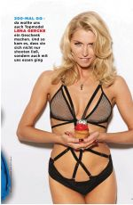 LENA GECKE in GQ Magazine, April 2014 Issue