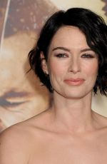 LENA HEADEY at 300: Rise of an Ampire Premiere in Los Angeles