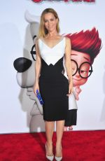 LESLIE MANN at Mr. Peabody & Sherman Premiere in Westwood